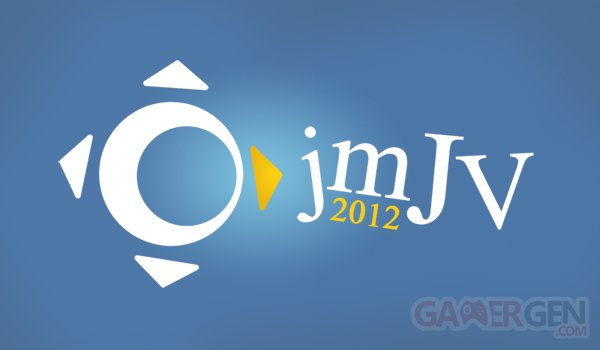 journées mondiales jeu vidéo - JMJV 2012 logo