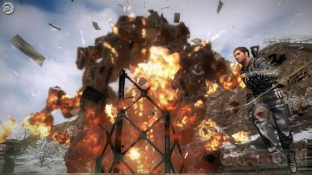 Just Cause 2 Avalanche Studios Square Enix Gameplay Screenshots Images Panao  6
