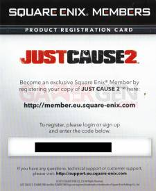 Just cause 2 promo 2