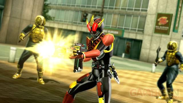Kamen Rider Battleride War screenshot 23032013 024