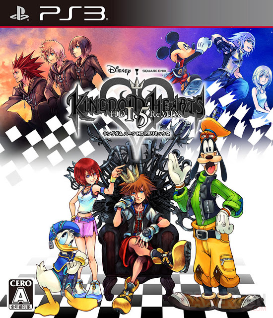 Kingdom Hearts HD 1.5 ReMIX screenshot 25012013