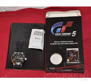 Kit reervation Gran Turismo 5  PS3 PS3GEN 04