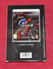 Kit reervation Gran Turismo 5  PS3 PS3GEN 05