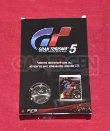 Kit reervation Gran Turismo 5  PS3 PS3GEN 06