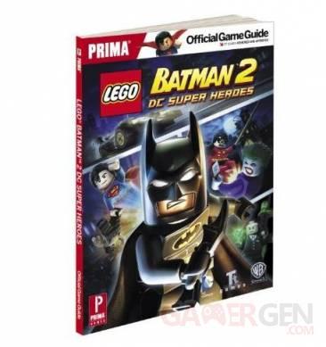Lego Batman 2 Guide prima