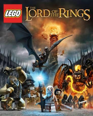 LEGO Le Seigneur des anneaux artworks