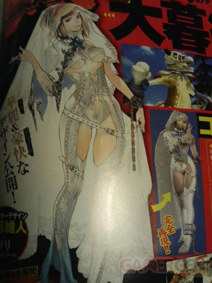 Lili Costume alternatif