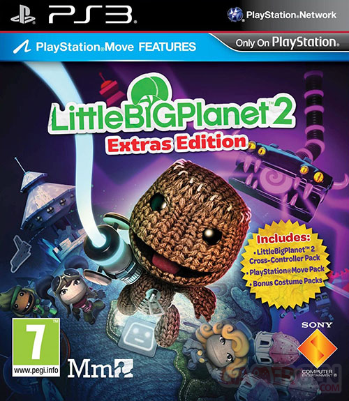 LittleBigPlanet 2 Extra Edition screenshot 08012013 002