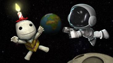 littlebigplanet space gateau