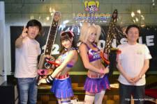 Lollipop Chainsaw Akihabara 013
