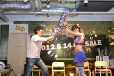 Lollipop Chainsaw Akihabara 016
