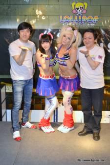 Lollipop Chainsaw Akihabara 032