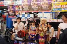 Lollipop Chainsaw Akihabara 033
