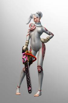 Lollipop Chainsaw costumes 005