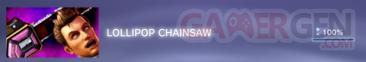 Lollipop Chainsaw Trophées FULL