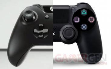 manette ps4 xbox one