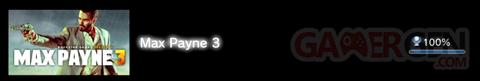 Max Payne Trophées FULL -  1