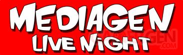 MEDIAGEN live night logo full