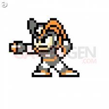Megaman Rockman 10 Forte DLC PSN 5