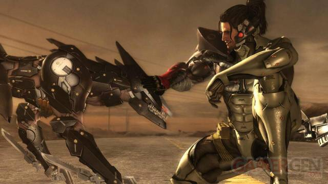 Metal Gear Rising DLC Jetstream