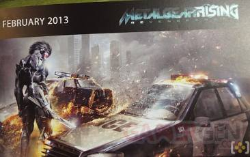 Metal Gear Rising Revengeance 27.07.2012