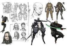 Metal Gear Rising Revengeance artworks 0003