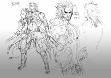 Metal Gear Rising Revengeance artworks 0003