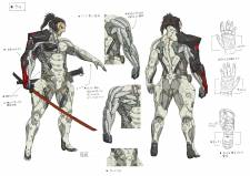 Metal Gear Rising Revengeance artworks 0005