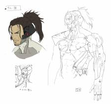Metal Gear Rising Revengeance artworks 0006