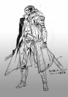 Metal Gear Rising Revengeance artworks 0007