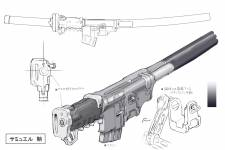 Metal Gear Rising Revengeance artworks 0008