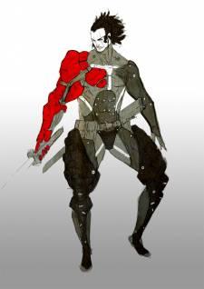 Metal Gear Rising Revengeance artworks 0009