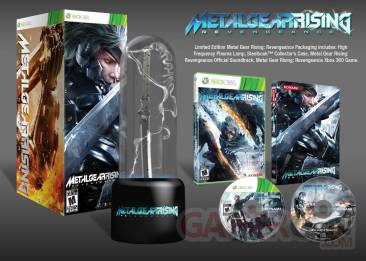 Metal Gear Rising Revengeance collector us final 1