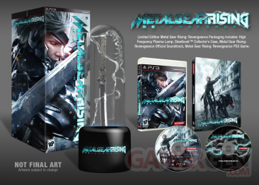 Metal Gear Rising screenshot 11112012 001