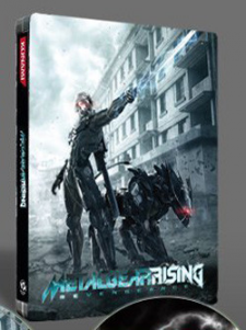 Metal Gear Rising screenshot 11112012 002