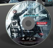 Metal Gear Rising screenshot 11112012 004