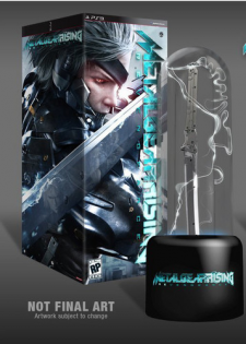 Metal Gear Rising screenshot 11112012 006