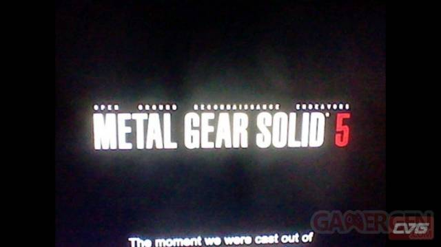 Metal Gear Solid 5 images screenshots 001