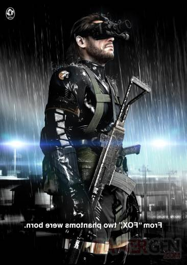 Metal Gear Solid Ground Zeroes image teaser 30.08.2012.