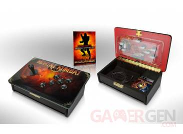 Mortal Kombat 2011 edition kollector tournament edition PS3