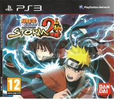 naruto shippuden ultimate ninja storm 2 trophees jaquette promo