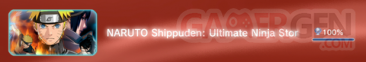 Naruto Shippuden UNSG - trophées - FULL