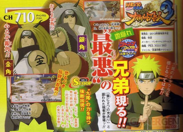 Naruto Storm 3 kinkaku-ginkaku screenshot 24112012