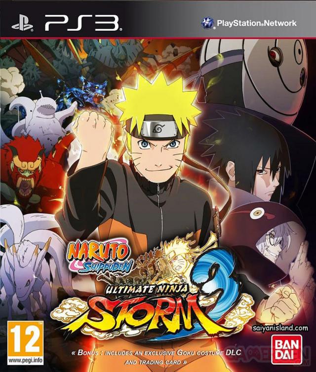 Naruto Storm 3 screenshot 11012013 001
