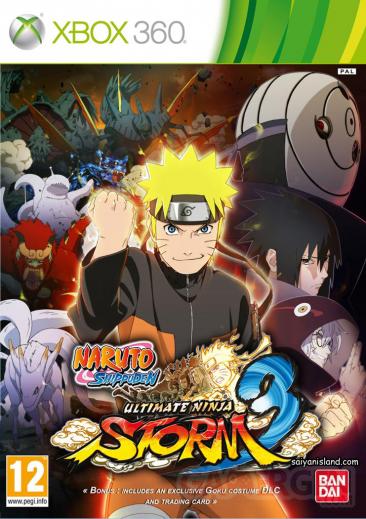 Naruto Storm 3 screenshot 11012013 002