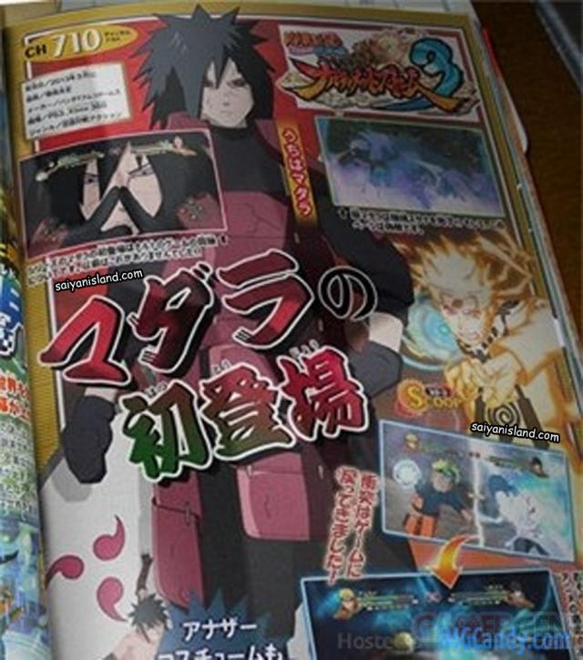 Naruto Storm 3 screenshot 21012013