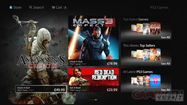 New PlayStation Store 2012 004