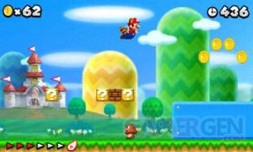 New Super Mario Bros 2 images screenshots