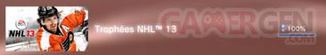 NHL 13 - Trophées FULL   1
