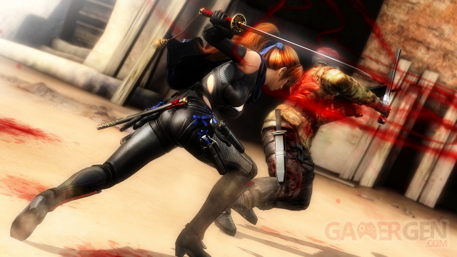 Ninja Gaiden 3 Razor's Edge screenshot 13032013 005